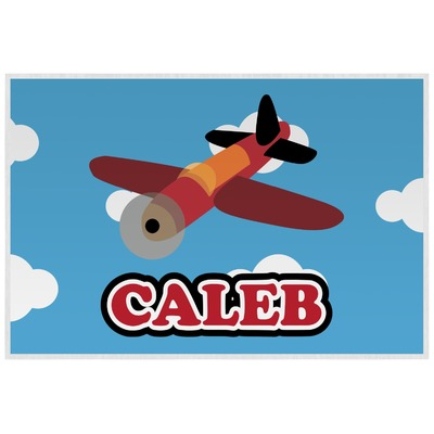 Airplane Placemat (Laminated) (Personalized)