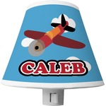 Airplane Shade Night Light (Personalized)