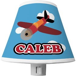 Airplane Shade Night Light (Personalized)