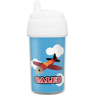 Airplane Sippy Cup (Personalized)
