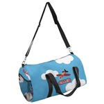 Airplane Duffel Bag - Multiple Sizes (Personalized)