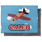 Airplane Microfiber Screen Cleaner (Personalized)