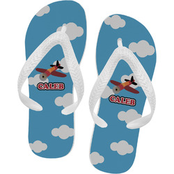 Airplane Flip Flops (Personalized)