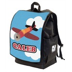 Airplane Backpack w/ Front Flap  (Personalized)