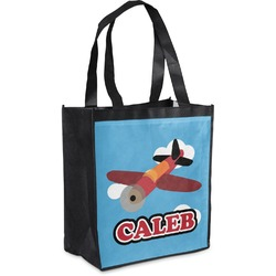 Airplane Grocery Bag (Personalized)