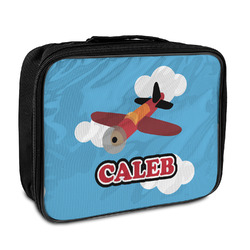 Airplane Insulated Lunch Bag (Personalized)