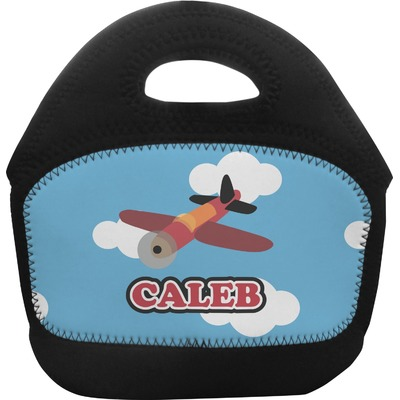 Airplane Toddler Lunch Tote (Personalized)