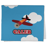 Airplane Kitchen Towel - Full Print (Personalized)