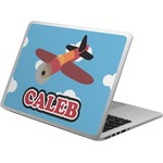Airplane Laptop Skin - Custom Sized (Personalized)