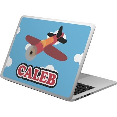 Airplane Laptop Skin - Custom Sized (Personalized)