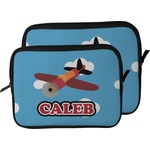 Airplane Laptop Sleeve / Case (Personalized)