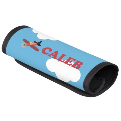 Airplane Luggage Handle Cover (Personalized)