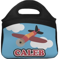 Airplane Lunch Tote (Personalized)