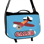 Airplane Messenger Bag (Personalized)
