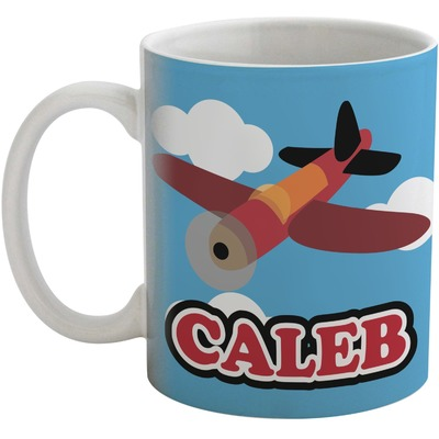 Airplane Coffee Mug (Personalized)