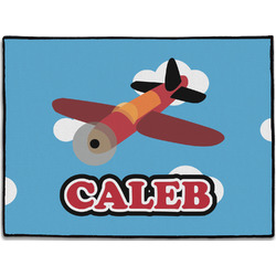 Airplane Door Mat (Personalized)