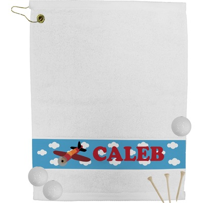 Airplane Golf Towel (Personalized)