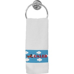 Airplane Hand Towel (Personalized)