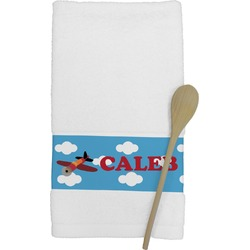 Airplane Kitchen Towel (Personalized)