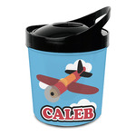 Airplane Plastic Ice Bucket (Personalized)