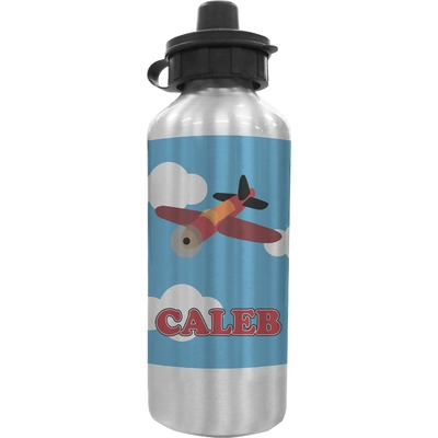 Airplane Water Bottle (Personalized)
