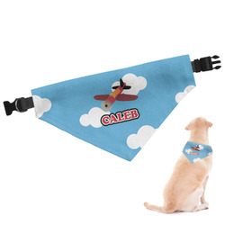 Airplane Dog Bandana (Personalized)
