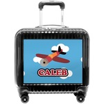 Airplane Pilot / Flight Suitcase (Personalized)