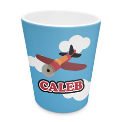 Airplane Plastic Tumbler 6oz (Personalized)