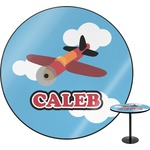 Airplane Round Table (Personalized)
