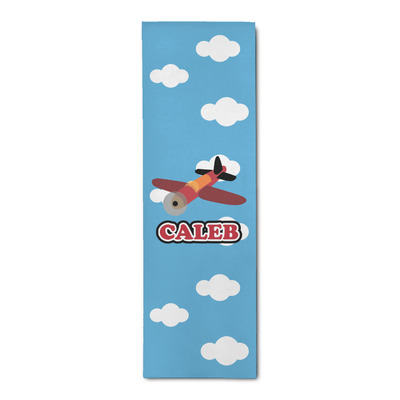 Airplane Runner Rug - 3.66'x8' (Personalized)