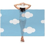Airplane Sheer Sarong (Personalized)