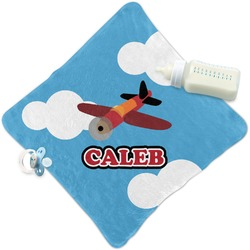 Airplane Security Blanket (Personalized)