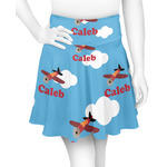 Airplane Skater Skirt (Personalized)