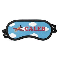 Airplane Sleeping Eye Mask - Small (Personalized)