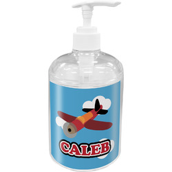 Airplane Soap / Lotion Dispenser (Personalized)