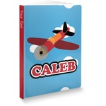 Airplane Softbound Notebook (Personalized)