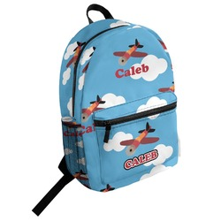 Airplane Student Backpack (Personalized)