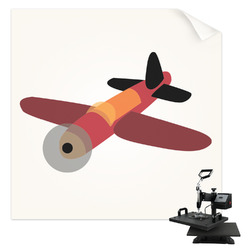 Airplane Sublimation Transfer (Personalized)
