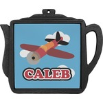 Airplane Teapot Trivet (Personalized)