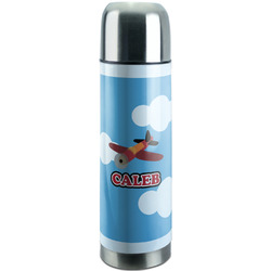 Airplane Stainless Steel Thermos (Personalized)