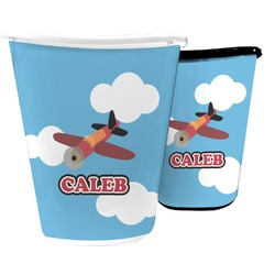 Airplane Waste Basket (Personalized)