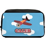 Airplane Toiletry Bag / Dopp Kit (Personalized)