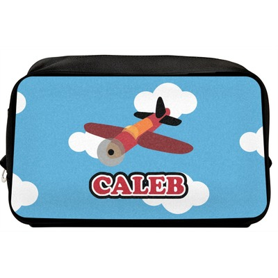 Airplane Toiletry Bag / Dopp Kit (Personalized)
