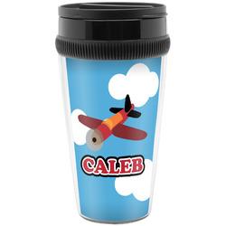 Airplane Travel Mug (Personalized)