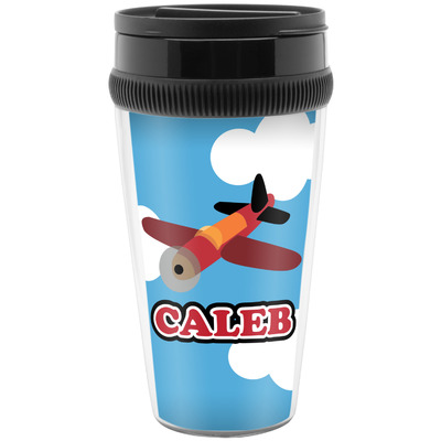 Airplane Travel Mug (Personalized)