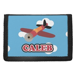 Airplane Trifold Wallet (Personalized)