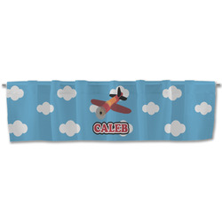 Airplane Valance (Personalized)