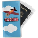 Airplane Travel Document Holder