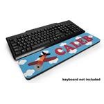 Airplane Keyboard Wrist Rest (Personalized)