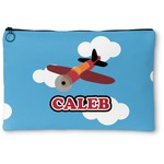 Airplane Zipper Pouch (Personalized)